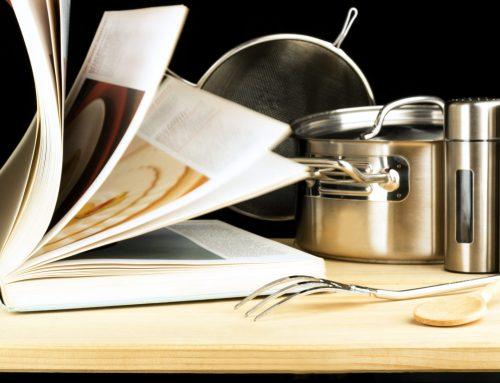 Three Cook Book Favorites