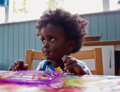 4 Eating Tips For A Healthy Toddler