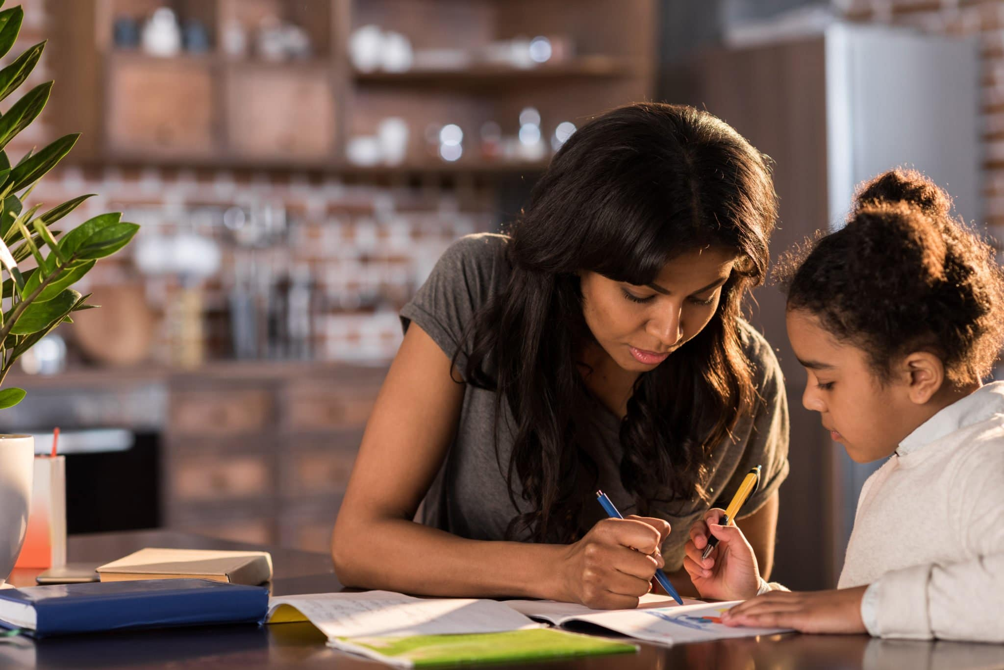 Here are 3 things every mom should do to help improve your child's academics. What every mom needs to know is around you everyday.