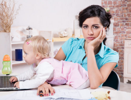 Work-at-Home-Mom Realities: The List