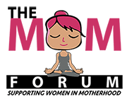 The Mom Forum Logo