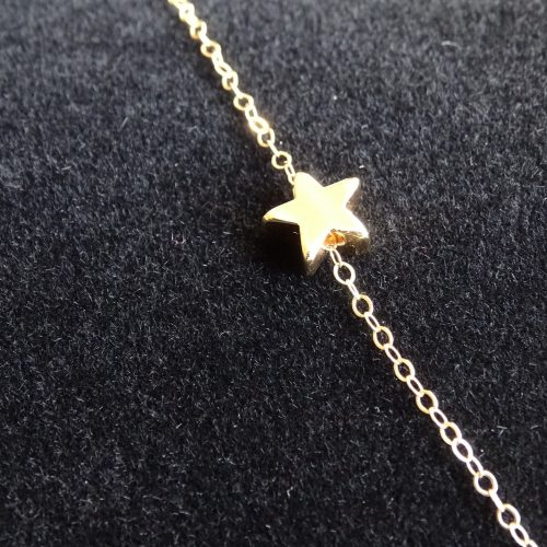 The Gold Star Bracelet