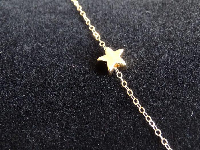 The Gold Star Bracelet