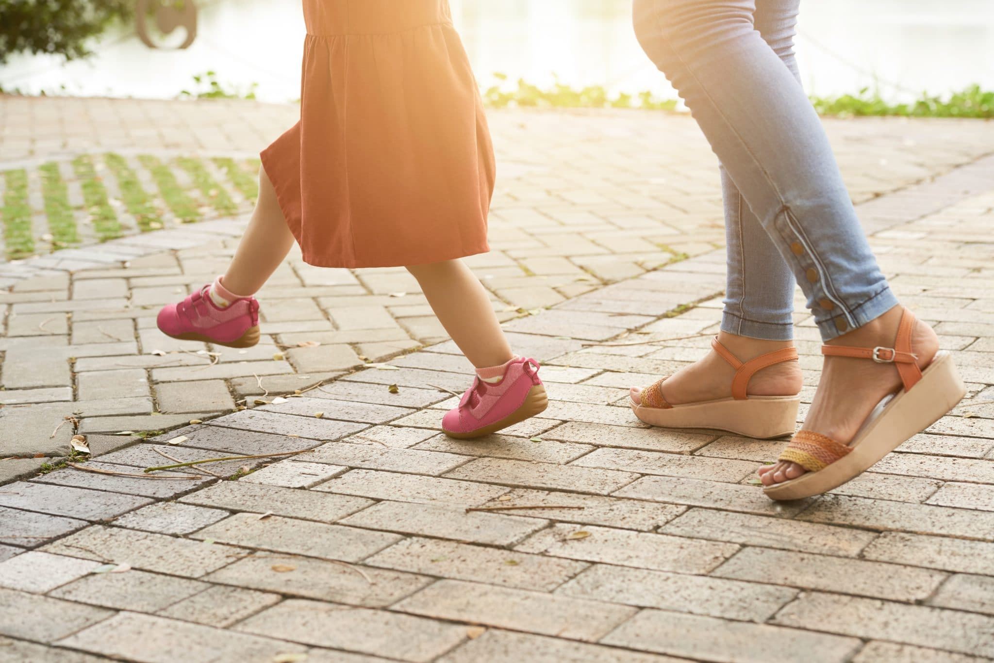 You can wear sneakers all the time and be done with it, but it's important to know that you don't have to be totally casual just because you're running after kids. It's actually possible to stay stylish and be comfortable too. So here are some stylish summer shoes for moms to wear while chasing your children.