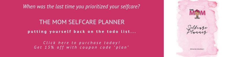 The Mom Selfcare Planner is designed to walk you through creating a plan for daily practice of selfcare that will support your mental, spiritual, social, physical, and emotional health.