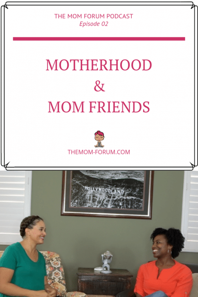 Having mom friends is an important part of motherhood. It's not so easy to build new friendships in adulthood especially after becoming a mom, but it is possible. Motherhood is hard and we moms need all the support we can get. We have to build our villages and mom friends are a huge part of that.